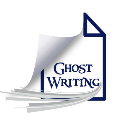 Ghost Writing by Bloo Ink Publishing Limited
