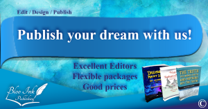 Publish your dream with Bloo Ink Publishing
