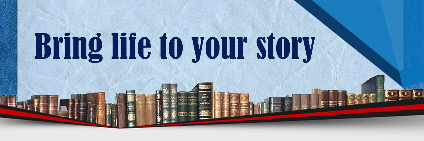 Bring Life to Your Story with Bloo Ink Publishing Limited a London based book publisher tel 00447535611033